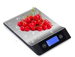Touch Digital Kitchen Scale Electronic Food Scale Gram for C
