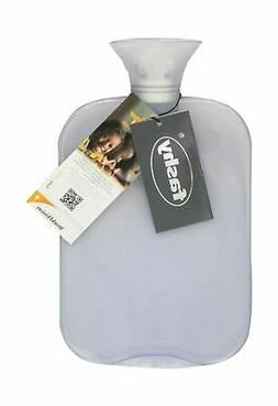 Transparent Classic Hot Water Bottle - Made in Germany