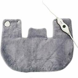 Ultra Heating Pads Soft Flannel Neck And Shoulder With 2 Hou