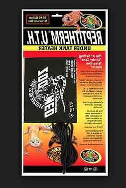 ZOO MED UNDER TANK HEATER HEAT PAD 50-60 Gal UTH RH-6 NEW