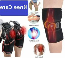 Unisex Knee Arthritis Physio Heating Therapy Pad Massage Bra