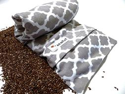 Unscented Large Microwave Heating Pad With Flax Seeds, The ""