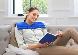My Heating Pad-  Upper Body Wrap  - Natural and Reusable Soo
