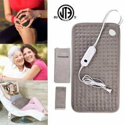 Blusmart USB Electric Heating Pad Feet Back Neck 6 Heat Sett