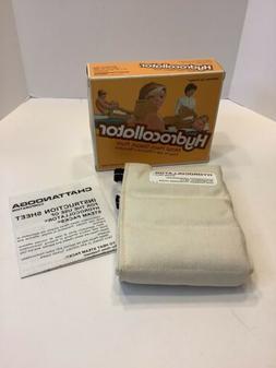 """Vintage Hydrocollator Moist Heat Steam Pack 10 x 12"""" Chattan"""