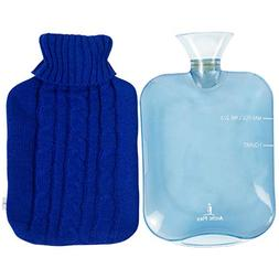 Arctic Flex Hot Water Bottle - Heat Up and Refreezable Cold