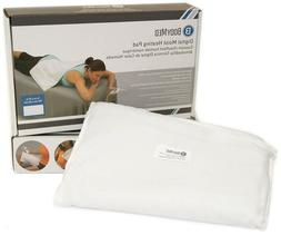 Bodymed White Digital Electric Moist Heating Pad Delivers Th