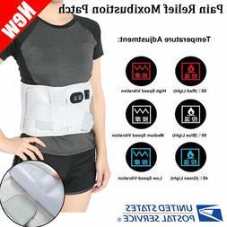 Wireless Uterus Waist Belt Heating Compresses Moxa Patch Wai