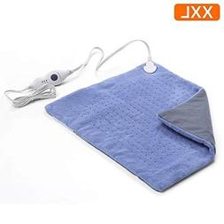 xxl size electric heating pad with fast