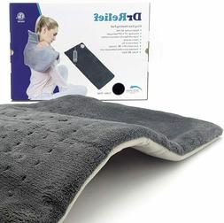 XXX-Large Heating Pad Gift Set with Auto Off for Back Pain,