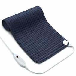 Heating Pad for Pain Relief, 6 Electric Temperature Options,